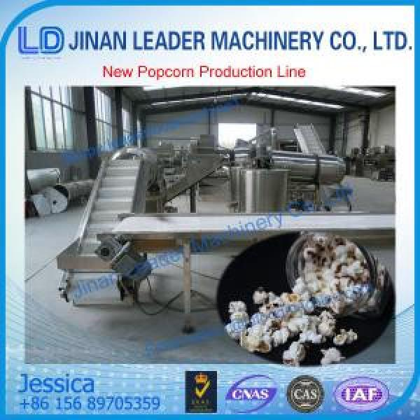 high rate of  finish product Popcorn production line #1 image