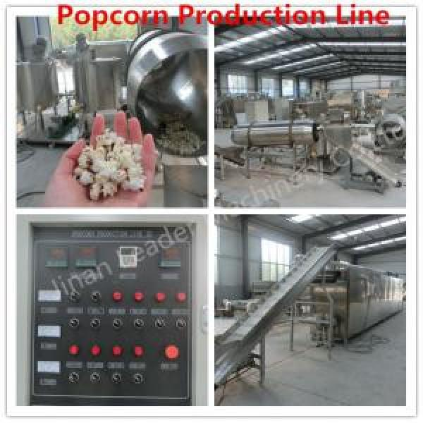 Popcorn production line #1 image