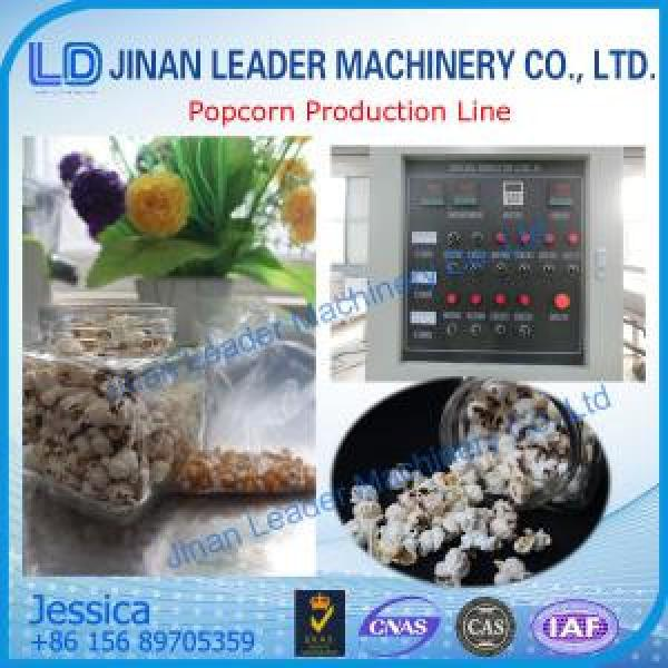 60-80kg/h Popcorn production line #1 image
