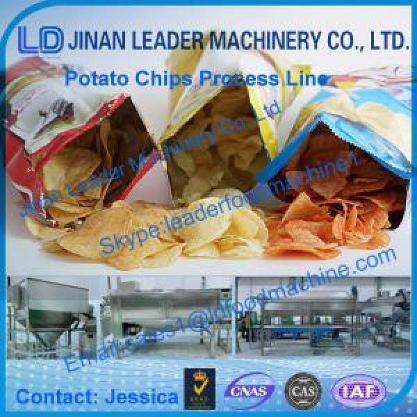 Automatic Potato chips process line/Making Machinery #1 image