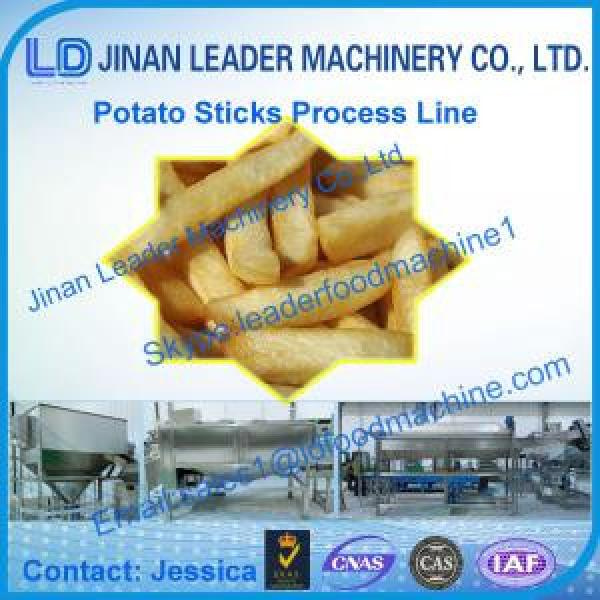 Potato chips sticks food processing machinery with CE ISO #1 image